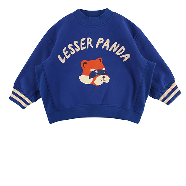 Lesser panda loose fit sweatshirt