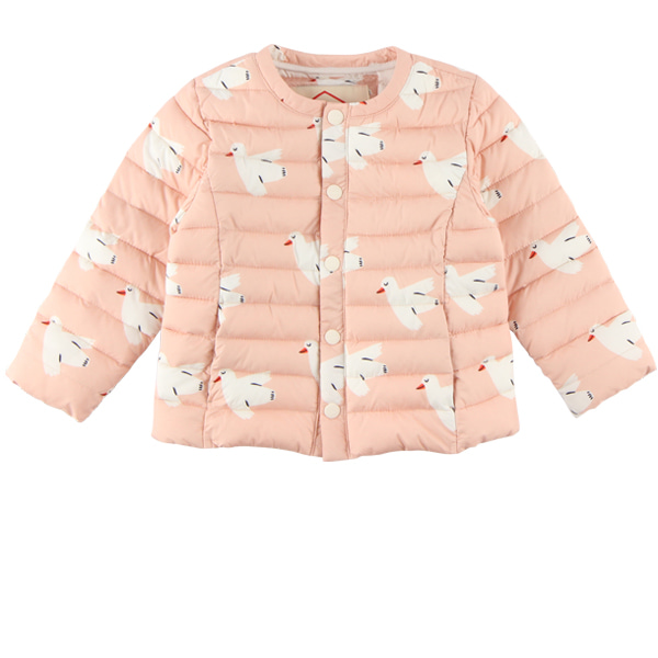 Multi dove quilted wellon jacket