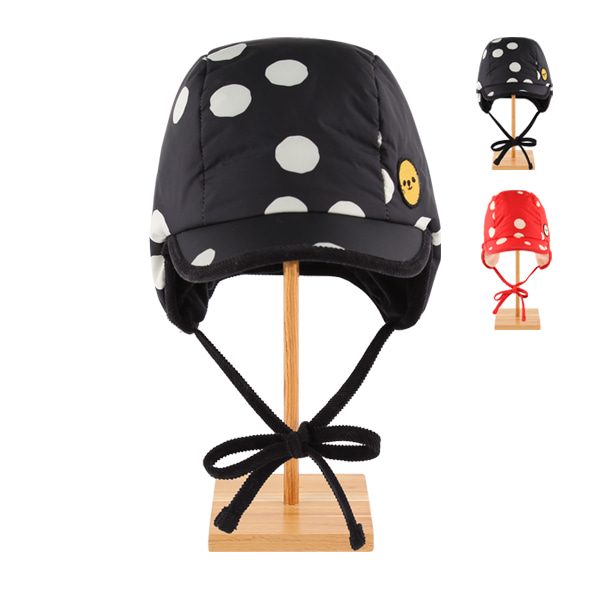 Multi sprinkle dots padding cap  NEW WINTER