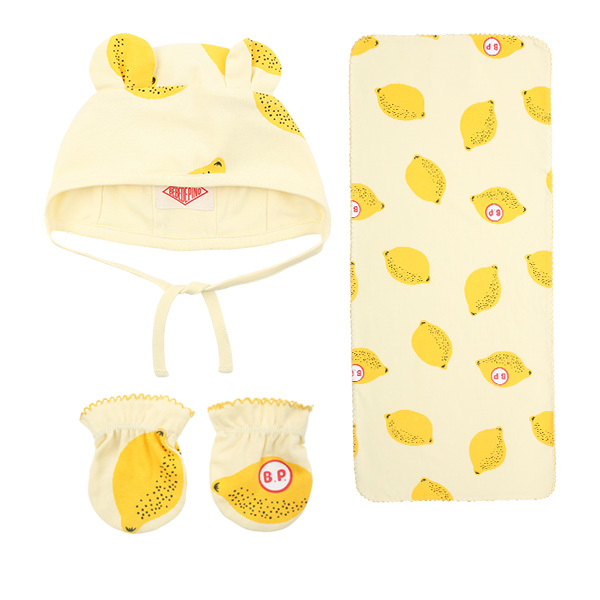 Multi lemon newborn gift set  NEW SPRING