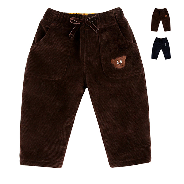 Corduroy baby winter pants  (SO SO EVENT)