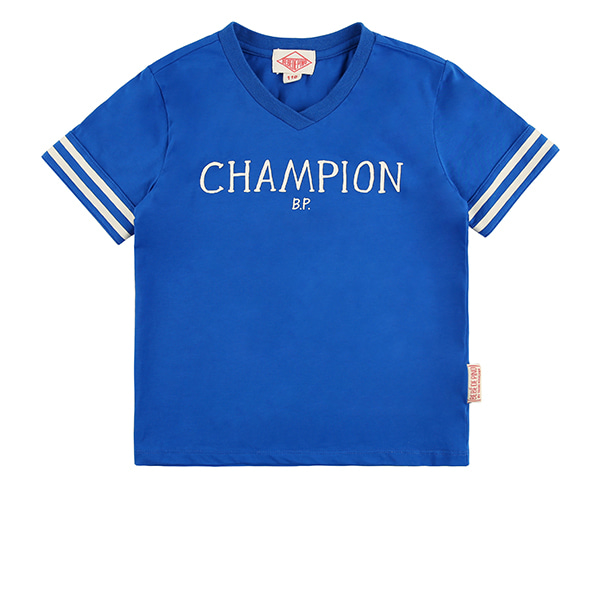 Champion v-neck short sleeve tee_