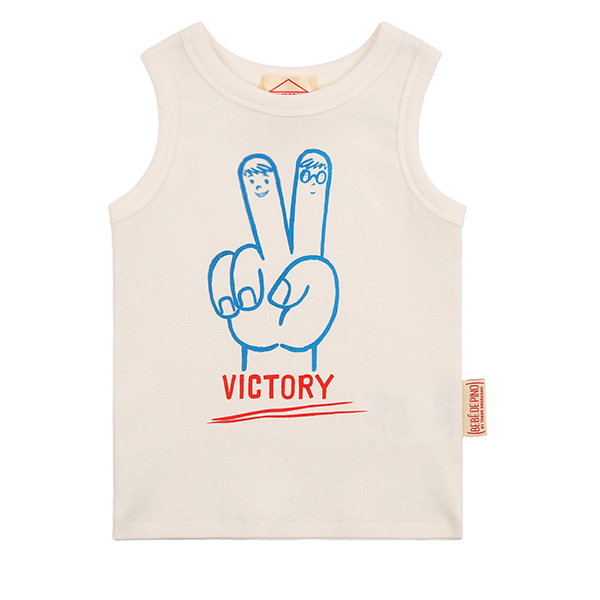 Victory baby tank top_