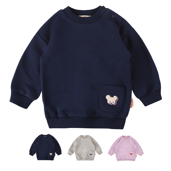 Basic baby shadow pino sweatshirt_