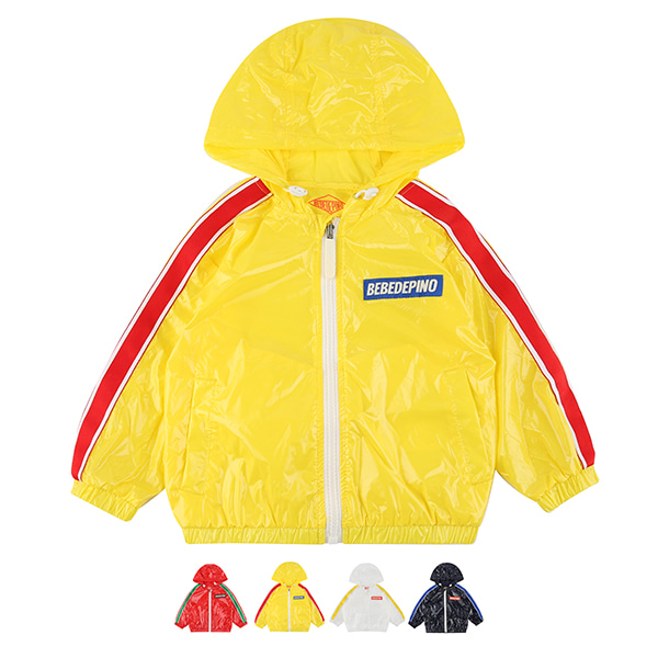 Basic bebedepino windbreaker_