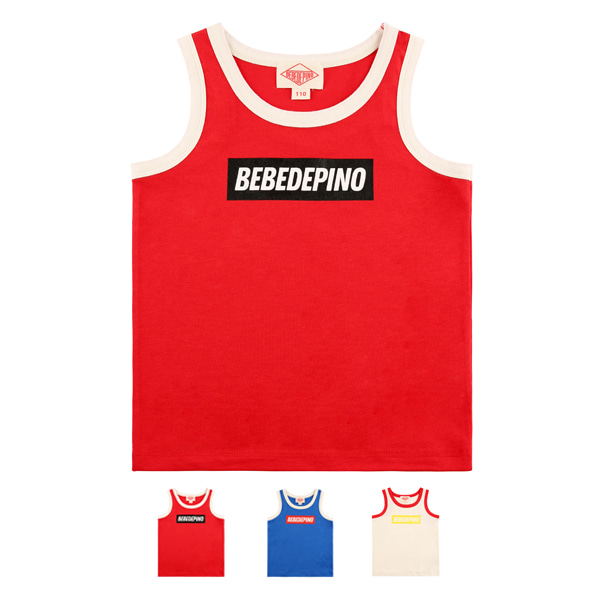 Basic bebedepino tank top