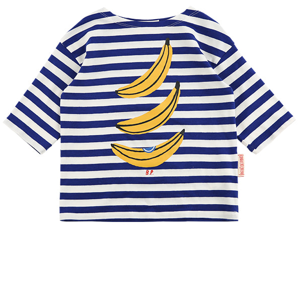 Bananas baby three-quarter tee