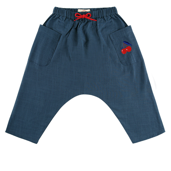 Cherry baby outpocket summer pants