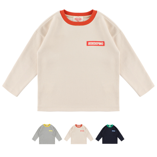 Basic bebedepino long sleeve tee_