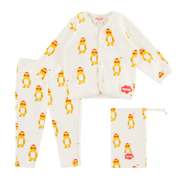 Multi bear baby homewear set  NEW FALL