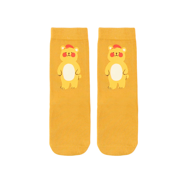 Bear knee socks  NEW FALL
