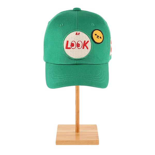 Look cotton baseball cap