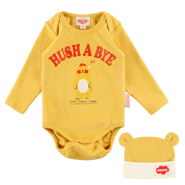 Hush a bye baby bodysuit set  NEW FALL