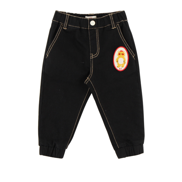 Bear baby denim jogger pants  NEW FALL