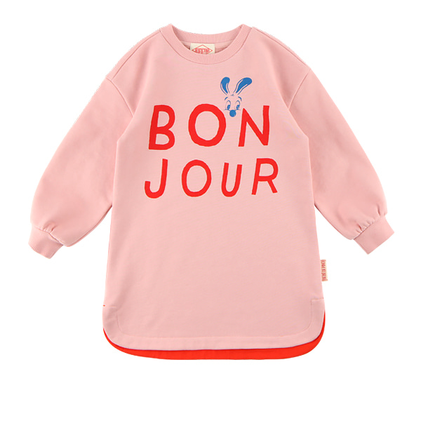Bonjour jersey dress  NEW FALL