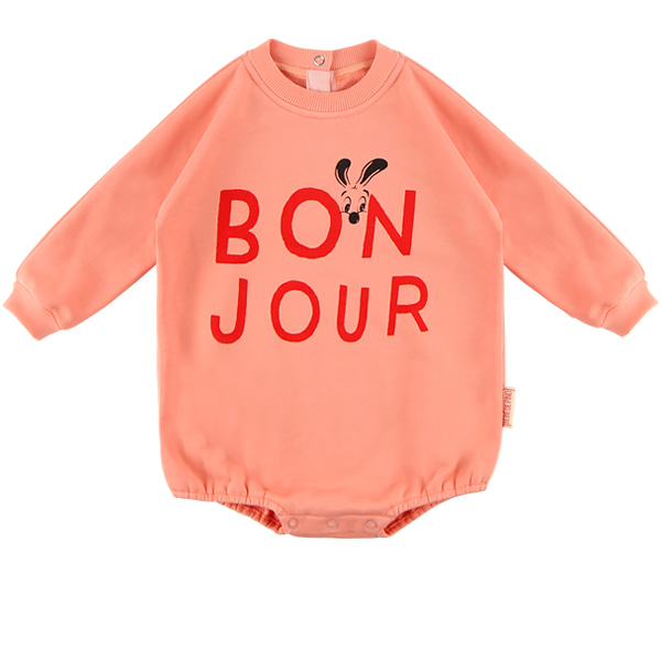 Bonjour baby loose fit bodysuit  NEW FALL
