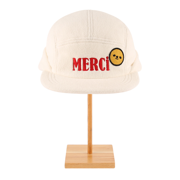 Merci fleece camp cap