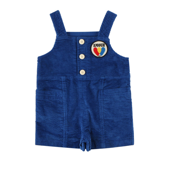 Amour baby corduroy playsuit