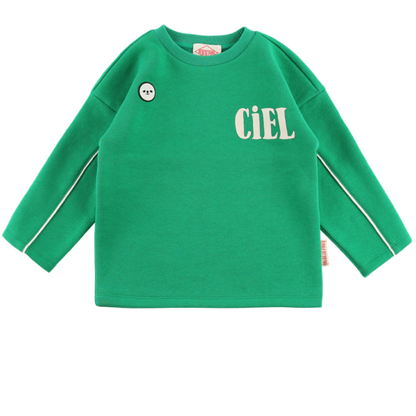Ciel drop shoulder long sleeve tee  NEW WINTER