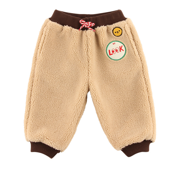 Look baby dumble fur pants  NEW WINTER