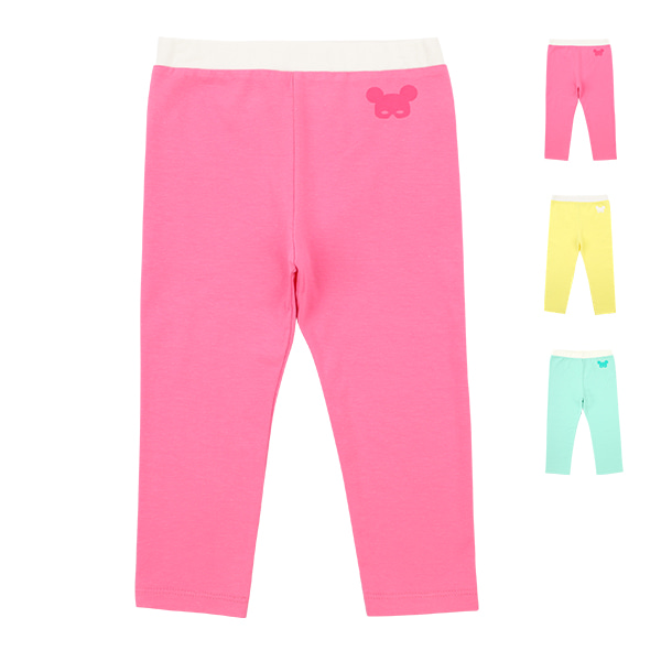 Basic baby pino mask leggings