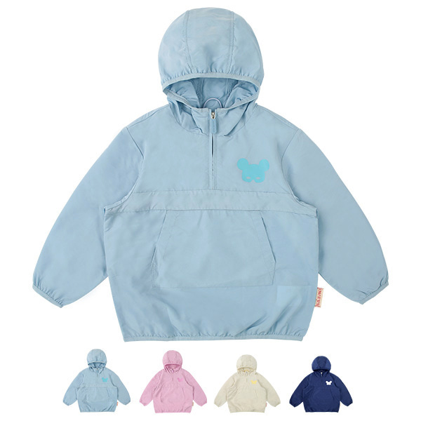 Basic pino mask windbreaker anorak  NEW SPRING