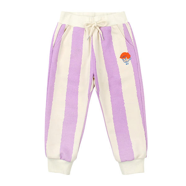 Milkman bold stripe sweat pants  NEW SPRING