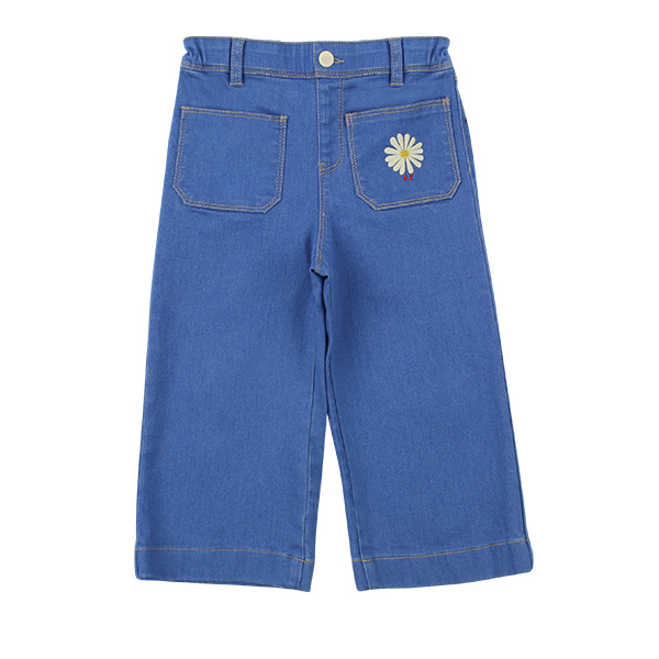 Daisy flair fit denim pants  NEW SPRING
