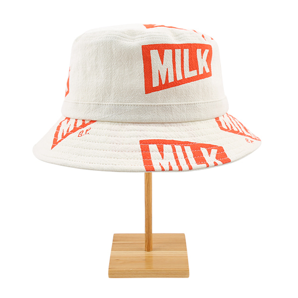 Multi milk bucket hat  NEW SPRING