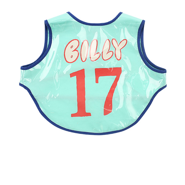 Billy 17 baby feeding bib