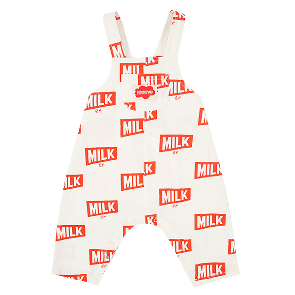 Multi milk baby suspender overall  NEW SPRING