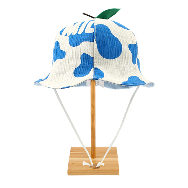 Milk pattern baby bucket hat  NEW SPRING
