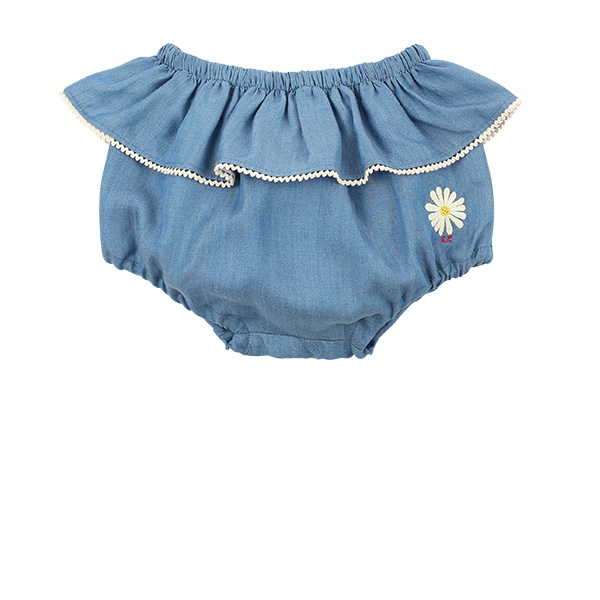 Daisy baby lace tencel bloomer  NEW SPRING