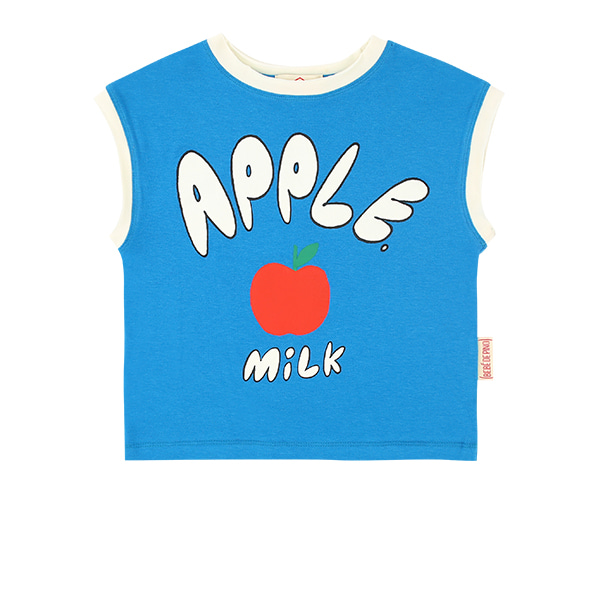 Apple milk baby loose fit sleeveless  NEW SUMMER