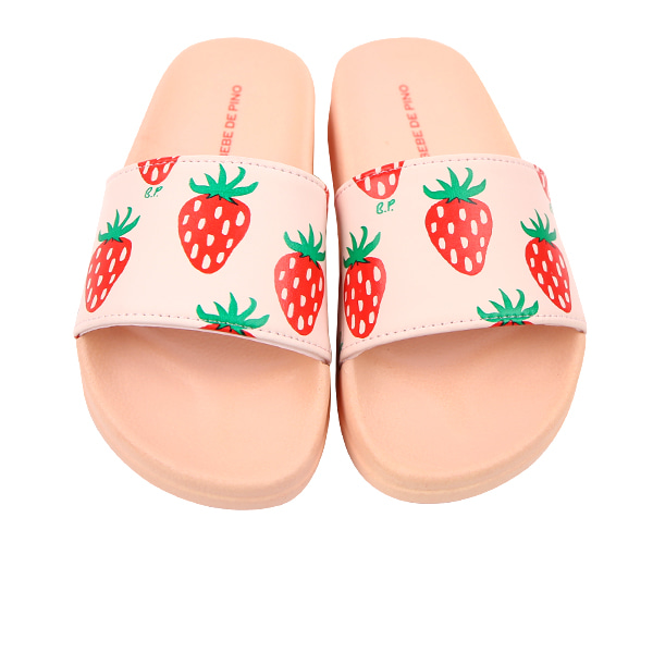 All over strawberry slipper NEW SUMMER